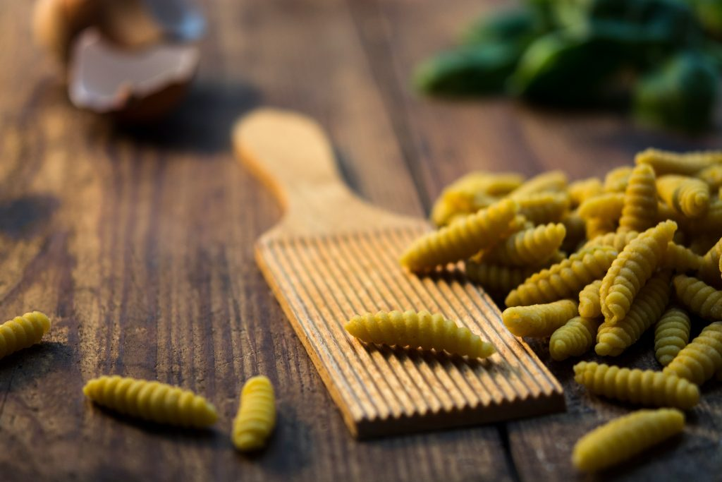 gnocchetti sardi di grano khorasan